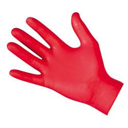 guanti-in-nitrile-per-alimenti-rosso