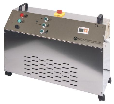 Macchina sanificatrice ozono generatore atla 1000