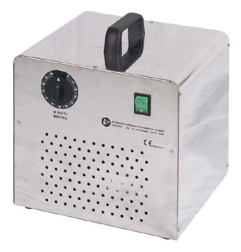 Macchina sanificatrice ozono generatore atla 160