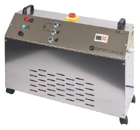 Macchina sanificatrice ozono generatore atla 500