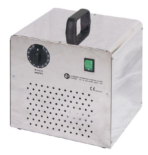 Macchina sanificatrice ozono generatore atla 80